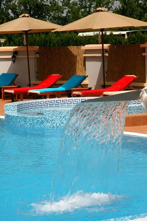 Garni hotel Prezident: Outdoor pool