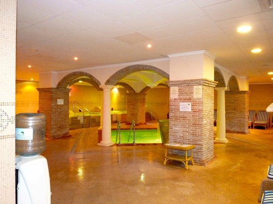 Gran Hotel Benahavis: Spa area.