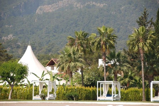 Club Med Palmiye: just a beautiful view