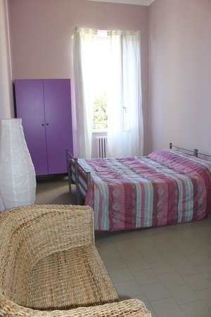 Ostello di Verbania: double room shared bathroom