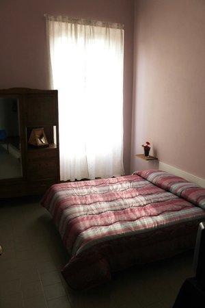 Ostello di Verbania: double room shared bathroom