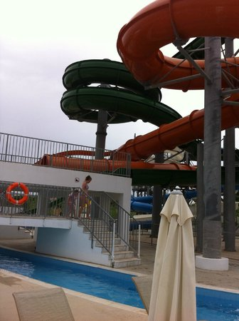 Sun Palace Hotel : Аквапарк