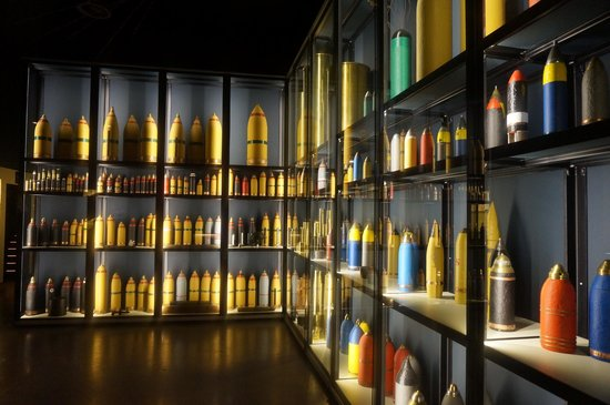 Memorial Museum Passchendaele 1917: ammo