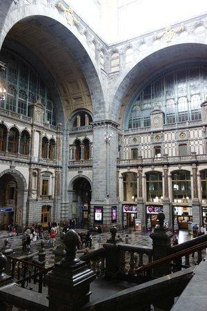 Central Station: внутренний зал