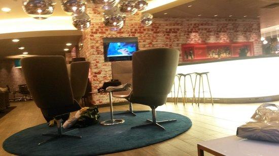 Ibis London City-Shoreditch : bar