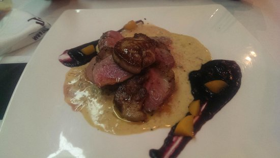 JP French Restaurant: Duck Breast