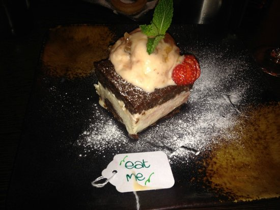 AguaDulce Restaurant: Lovely Chocolate Cake