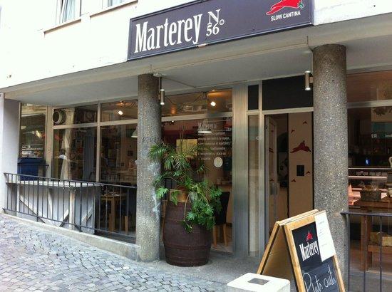 Cuisine savoureuse à la vapeur - Avis de voyageurs sur Marterey 56, Lausanne  - Tripadvisor