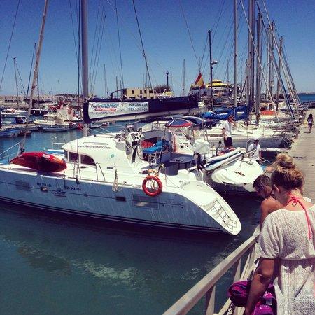 FuerteCharter: The Fuerte Charter boat