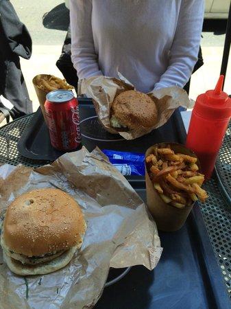 Big Fernand: nos burgers