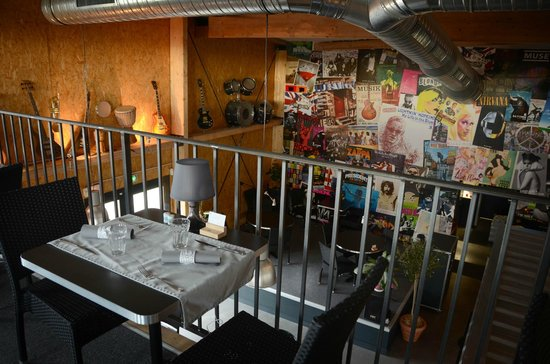 La Cantine Gourmande : etage