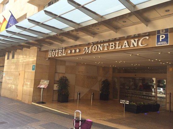 HCC Montblanc: Esterno