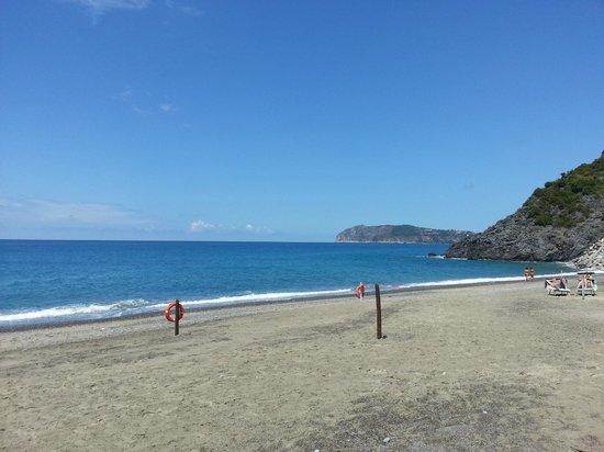 Spiaggia del Troncone