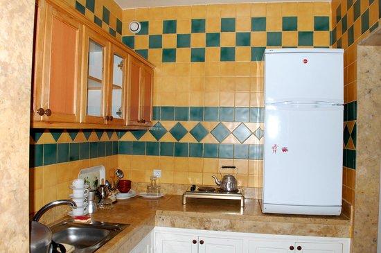 Residence Hotel Azour : cuisine equipée