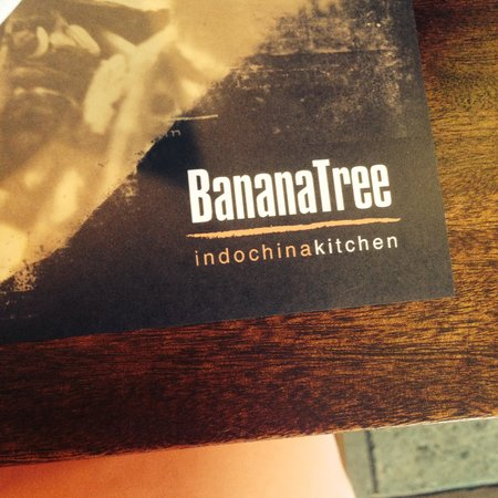 Banana Tree Bayswater: Banana tree - took this to remind me to write a great review!!!!