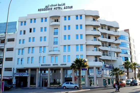 Residence Hotel Azour : photo de la résidence