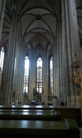 St.-Sebaldus-Kirche: Внутри