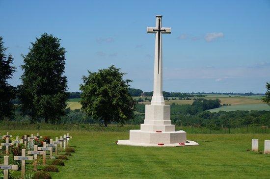 Mémorial de Thiepval : The memorial