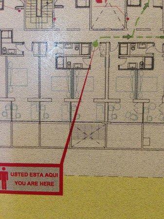 "Hotel Indigo Barcelona - Plaza Catalunya: Room 105 with ""Terrace"""