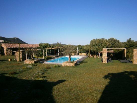 Pozzo di Mastri: Pour se détendre après une journée découverte de la région