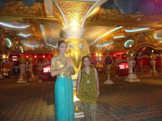 Phuket FantaSea: wellcome