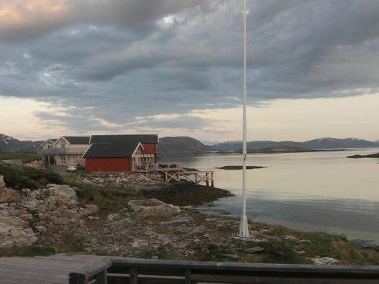 Sommaroy Arctic Hotel Tromso: Surroundings