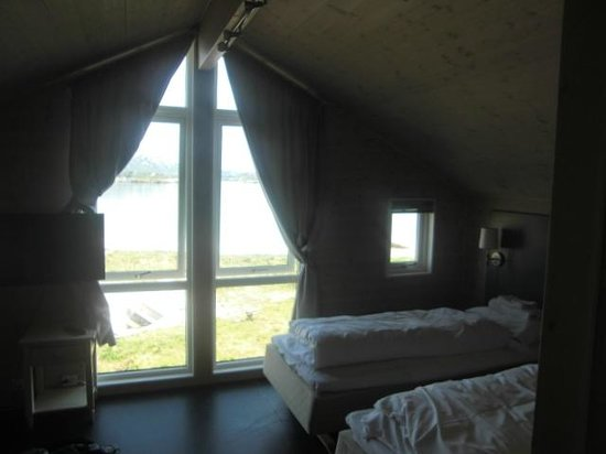 Sommaroy Arctic Hotel: The room