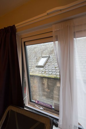 Premier Inn Inverness Centre (River Ness) Hotel : The stunning view from room 114!