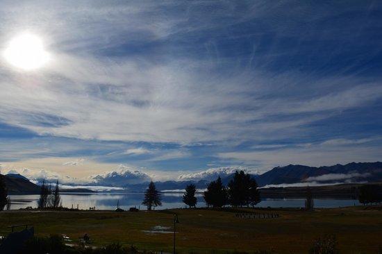 Lake Tekapo Village Motel: Room with View