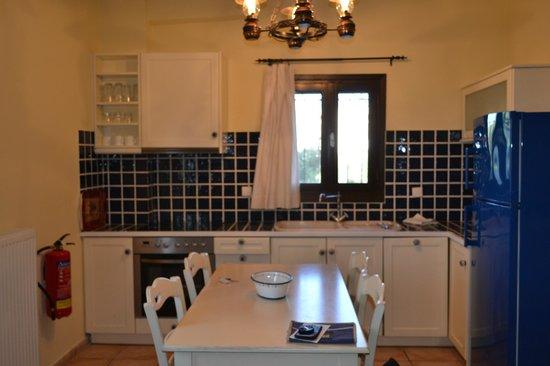 Olive Coast Suites: Keuken