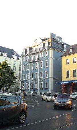 Hotel am Congress-Centrum: hotel view