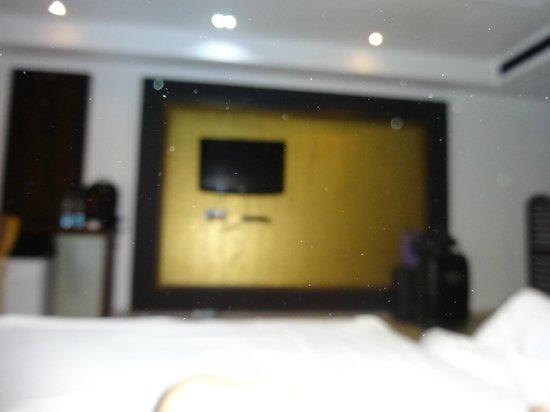 Hotel Sea Rock Inn : Room area
