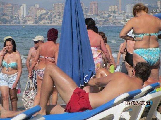 Playa de Levante : levante beach nightmare