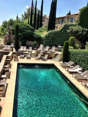 Hotel Crillon le Brave : Amazing pool