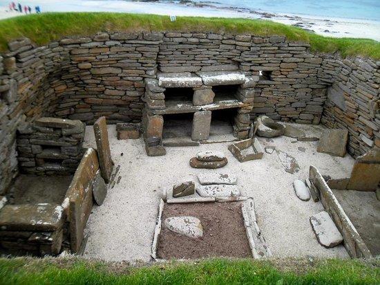 Explore Orkney Tours: Scara Brae