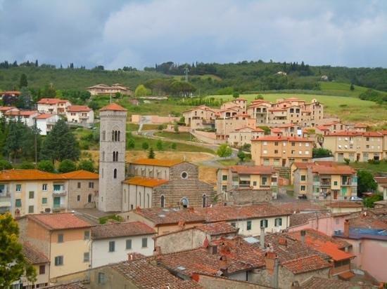 Ventena Vecchia - Antico Frantoio: Tuscan beauty
