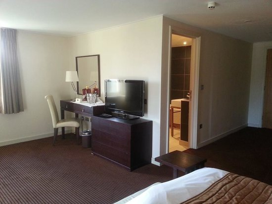 Wyck Hill House Hotel & Spa: Room 17 - aspect