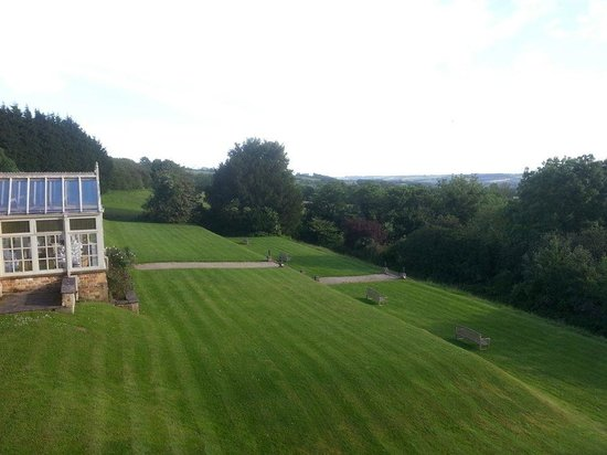 Wyck Hill House Hotel & Spa: Room 17 - View