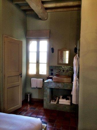 Hotel Crillon le Brave: Room