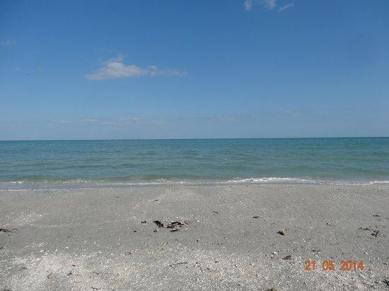 Sundial Beach Resort & Spa : the wonderful beach