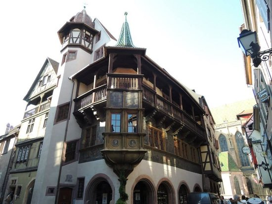 Hotel Saint Martin: 旧市街