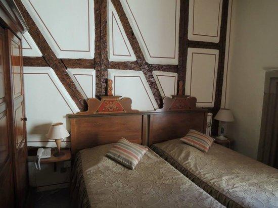 Hotel Saint Martin: 室内