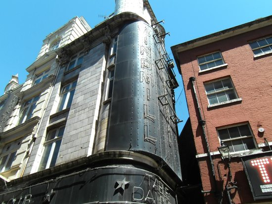 """Soho: The Famous """" Windmill """" now closed"""
