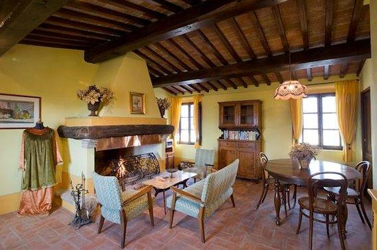 Fortezza de'Cortesi: Sweet Cortesiana private lounge