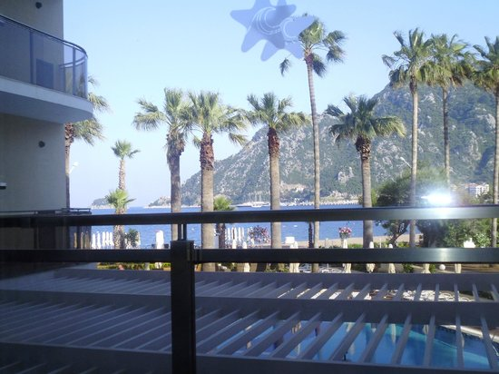 SENTIDO Sea Star: Lounge Bar view