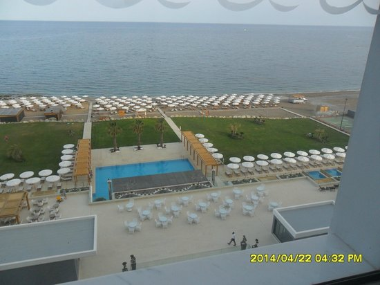 Mitsis Alila Resort & Spa: View from Room
