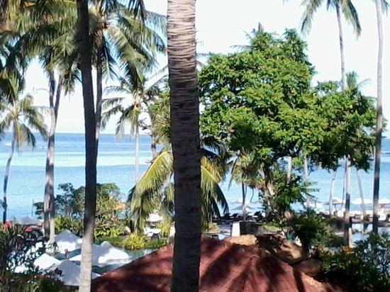 Sheraton Senggigi Beach Resort: balcony view