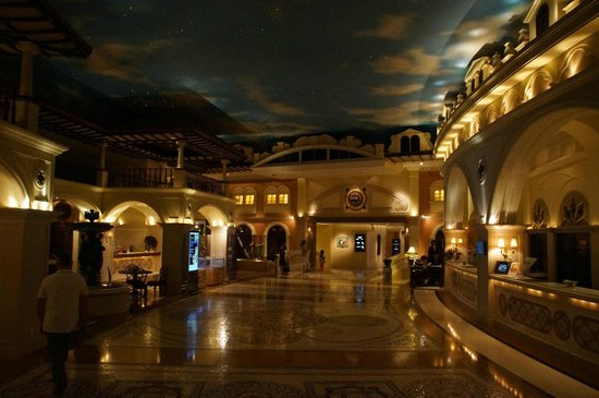 The Venice Raytour Hotel Shenzhen: Le hall