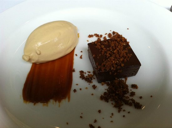 Marianne Restaurant: for chocolate lovers...