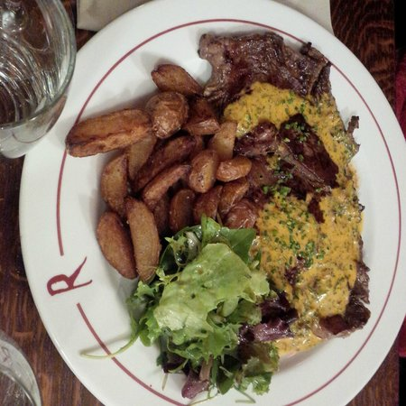 bistrot Raoul: entrecote